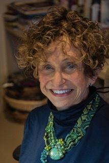 Meet Sandy Swirnoff, our January 21 speaker