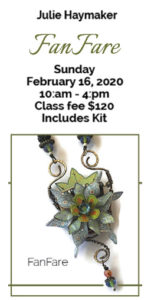 Enjoy the creativity and the fun designs in FanFare on February 16th.