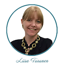 Liisa Turunen will be our speaker on April 18, 2020