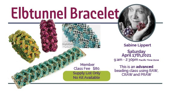"""Elbtunnel Bracelet"" with Sabine Lippert"